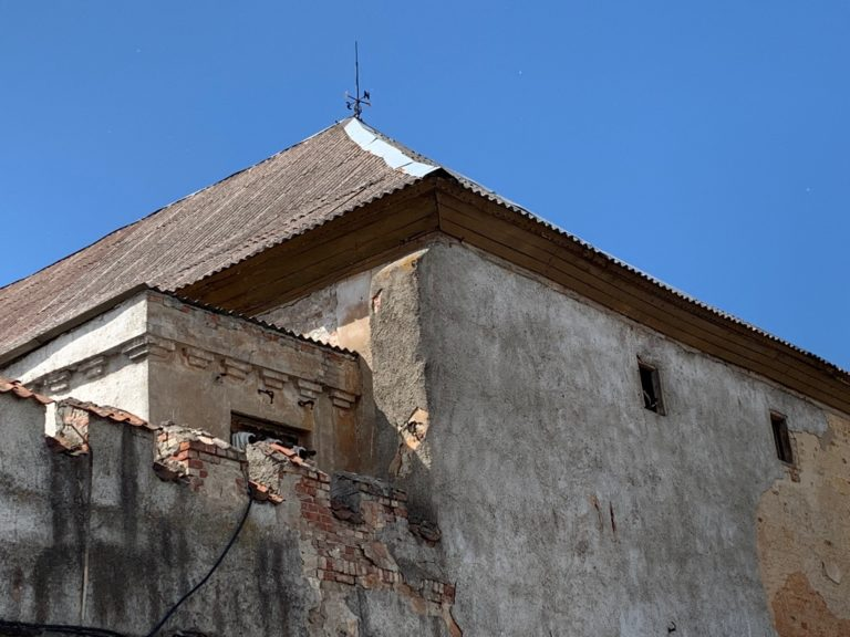 тевтонский замок Лабиау
